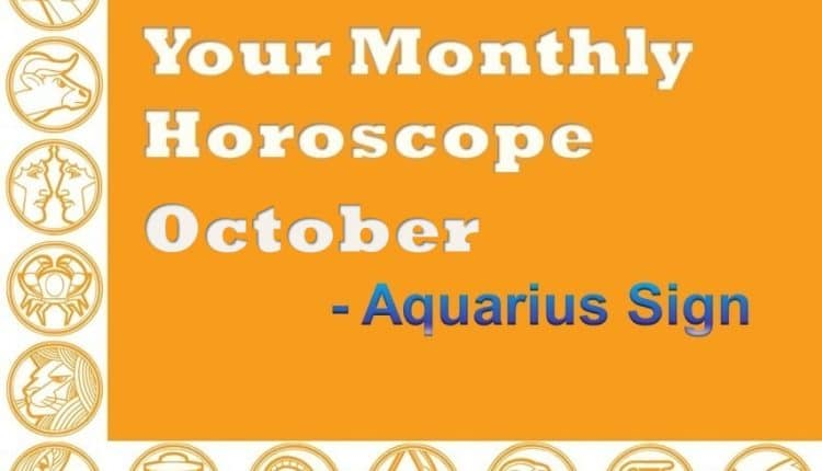 Aquarius January Horoscope