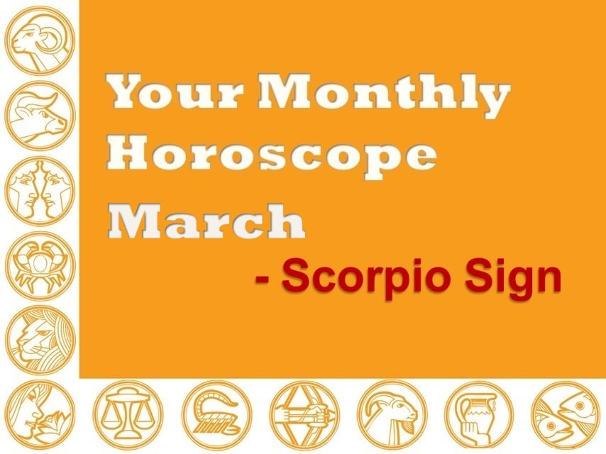 Scorpio monthly horoscope by susan miller